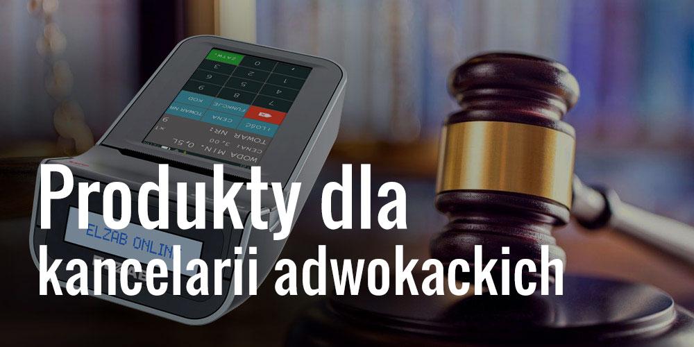 Obraz: Kasy fiskalne online dla kancelarii adwokackich