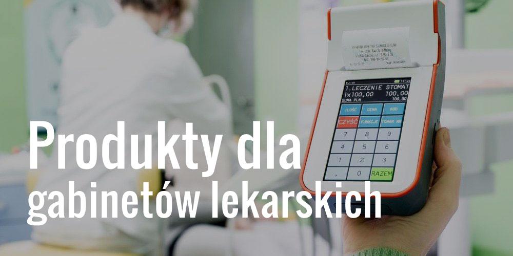Obraz: Kasy fiskalne online dla gabinetów lekarskich