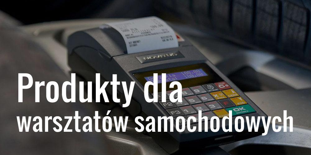 Obraz: Kasy fiskalne online dla warsztatów samochodowych