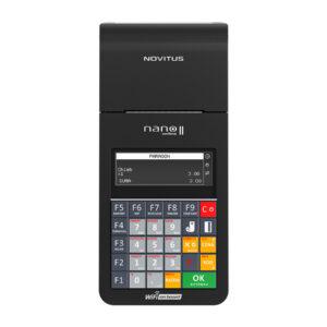 obraz: Fiscom - kasy fiskalne online: NOVITUS NANO II ONLINE